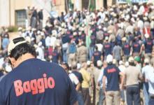 Baggio trabajadores
