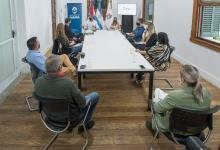 Bahl abordó temas de agenda con los concejales del Frente Creer