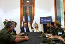 Bahl con Gendarmería