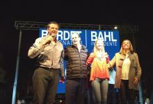 Adán Bahl, Gustavo Bordet, Andrea Zoff y Laura Stratta