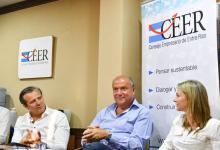 Bahl, Zoff y empresarios