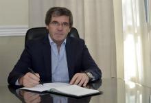 Hugo Ballay es ministro de Economía, Hacienda y Finanzas de Entre Ríos.