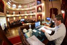 Ballay dio detalles en Diputados sobre la licitación del agente financiero