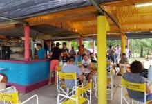 Cantina del balneario Arenas Blancas
