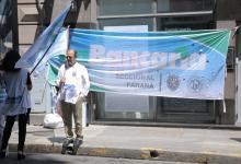 bancarios protestan contra cierre HSBC