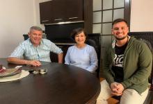 María Ema Bargagna se sumó a la propuesta electoral que propone a Rogelio Frigerio a diputado nacional en la interna de Cambiemos.