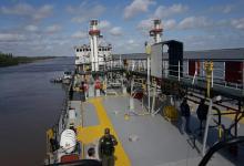 buque paraguayo detenido con droga