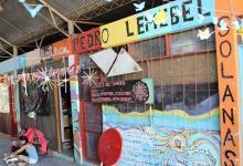 Biblioteca Pedro Lemebel