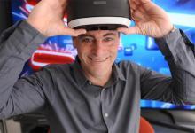 """Lo que se viene. """"Las realidades virtuales están madurando como nunca, por la combinación de cascos más livianos, precios más razonables y el 5G"""", dice Bilinkis."""