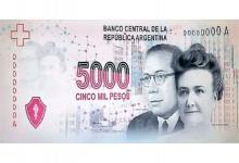 billete 5.000 pesos