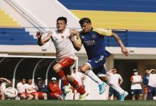 Fútbol: Boca venció a Argentinos en un amistoso con presencia entrerriana