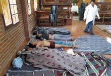 La prensa mundial retrató a los cinco muertos en el hospital de Sacaba.