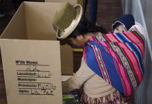 Las elecciones suceden en un marco de tensión, con al menos 33 personas muertas.