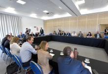 Bordet conformó una agenda de trabajo con los intendentes de Cambiemos