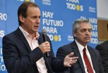 Bordet descartó integrar un eventual Gabinete de Fernández