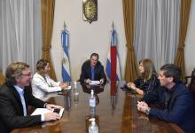 La provincia asistirá a municipios con dificultades para pagar sueldos