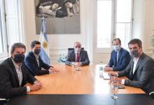 Bordet gestionó ante Nación la apertura de los pasos vecinales con Uruguay