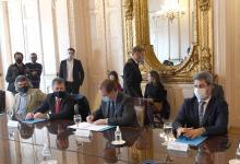 Bordet acordó con Nación compensación para obras y mejoras en el cuadro tarifario