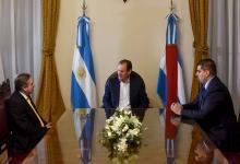 El cónsul uruguayo en Paraná le anunció al gobernador que la apertura oficial de esa sede se realizará el próximo 28 de agosto.