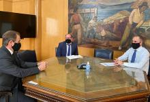 Gustavo Bordet se reunió con el ministro de Economía de la Nación, Martín Guzmán, para analizar el escenario para la reactivación de la actividad en la provincia.