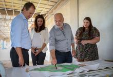 Bordet visitó Villaguay y ratificó su compromiso de acompañar a las gestiones municipales.