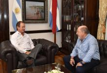 """Bordet y Busti destacaron """"la nueva situación institucional"""" con el gobierno nacional"""