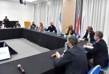 El gabinete provincial analizó la situación sanitaria, con foco en Paraná