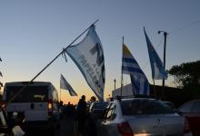 Marcha contra Botnia 2021 (Foto: Radio Máxima)