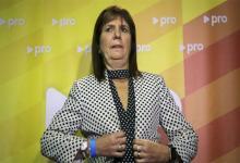 """Patricia Bullrich dijo que """"es un honor"""" asumir la presidencia del PRO y que la meta es """"volver al gobierno""""."""