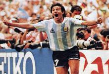"""""""A 34 años del momento más feliz de nuestras vidas"""", recordó el gualeyo Burruchaga"""