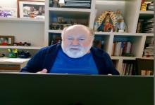 Jorge Busti encuentro virtual FEF