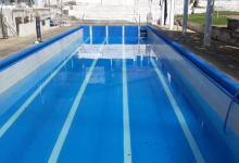 El Paraná Rowing Club finalizó obras en el sector de piletas de la sede social