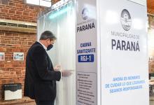 En la provincia se confirmaron en total 271 casos de coronavirus y Paraná es la jurisdicción que más casos tiene con 96 registros