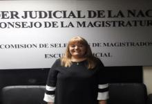 La abogada Caccioppoli fue propuesta para ser jueza federal de Concepción del Uruguay