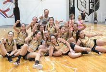Las chicas de Estudiantes U13 conquistaron la Copa de Oro del Torneo Dos Orillas