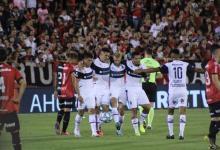 Con aporte entrerriano, Gimnasia La Plata goleó a Newell's en Rosario