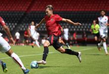 Fútbol: el entrerriano Brian Calderara jugará en Atlético de Rafaela
