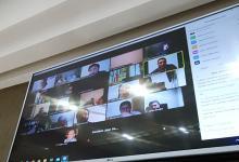 videoconferencia Cambiemos