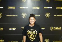 Básquet: Obras sumó a la entrerriana Camila Suárez para la Liga Nacional Femenina