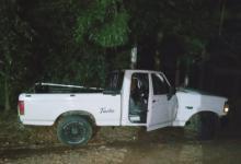 Un joven sufrió graves lesiones tras un accidente con su camioneta