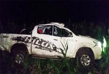 El accidente ocurrió el sábado pasadas las 22:10 en la Ruta Provincial N° 32 a la localidad Boca de Tigre.