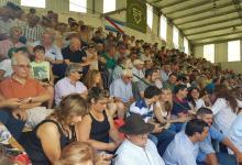 En Villaguay los productores agropecuarios entrerrianos ratificaron el estado de alerta y movilización en protesta por las retenciones aplicadas por el Gobierno Nacional.