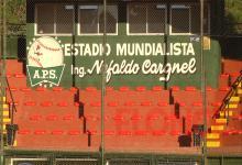 """La Secretaría de Deportes desmintió que haya autorizado algún encuentro deportivo en el Asociación Mundialista de Softball """"Dr. Nafaldo Cargnel""""."""