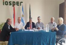 Acuerdo de IOSPER con Clínicas de Concordia
