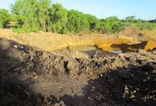 Advirtieron por tala y posible contaminación de napas por una cantera en San José