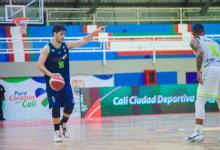 El paranaense Juan Cantero festejó por segunda vez con Team Cali