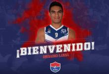 Olimpia sumó al pivote Ignacio Luna para el Torneo Federal