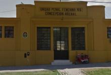 cárcel de mujeres de Paraná