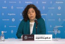 Carla Vizzotti fue la primera representante argentina en el Comité Consultivo de Prácticas de Inmunización de la OMS.