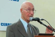 Falleció ayer a los 95 años, el fundador del Vecinalismo entrerriano, Gaspar Carlino.